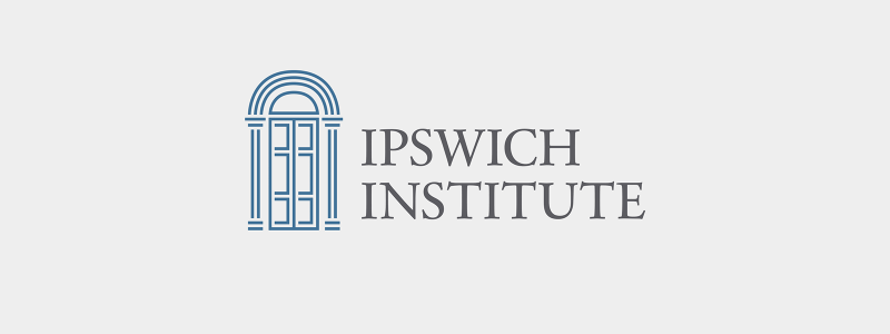 Professional logo design for Ipswich Institute.